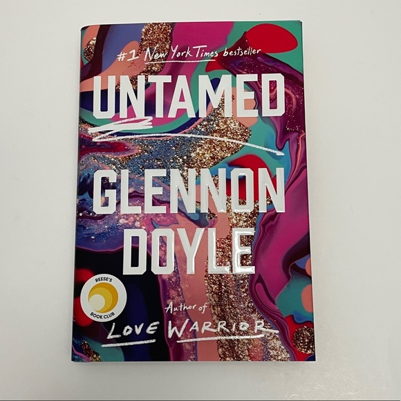 Untamed by Glennon Doyle Book Best Seller
